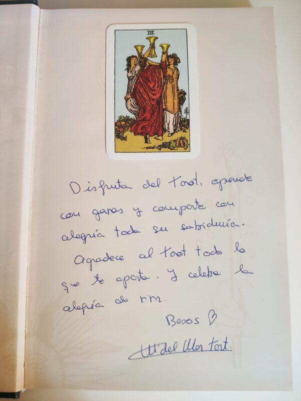 Manual de interpretación del Tarot con los 78 arcanos, Mª del Mar Tort