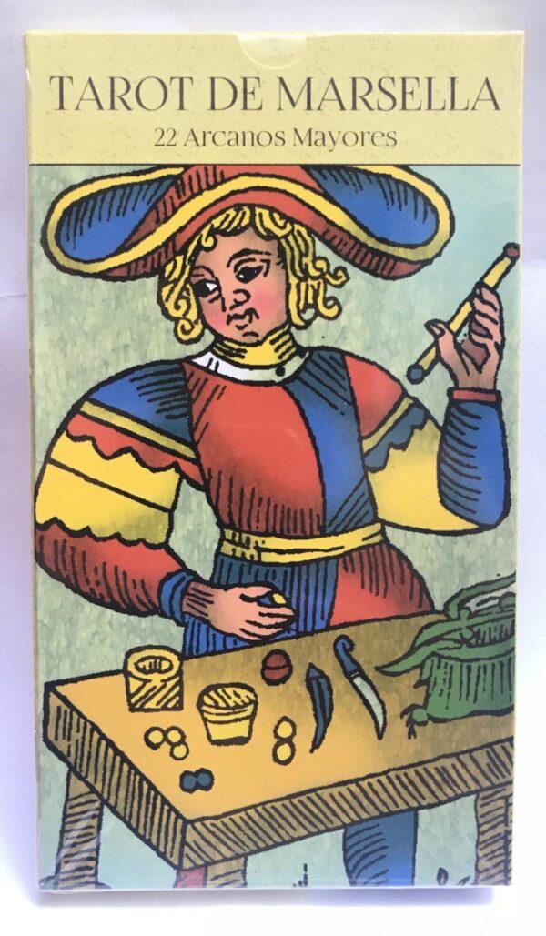 Tarot Marsella 22 Arcanos
