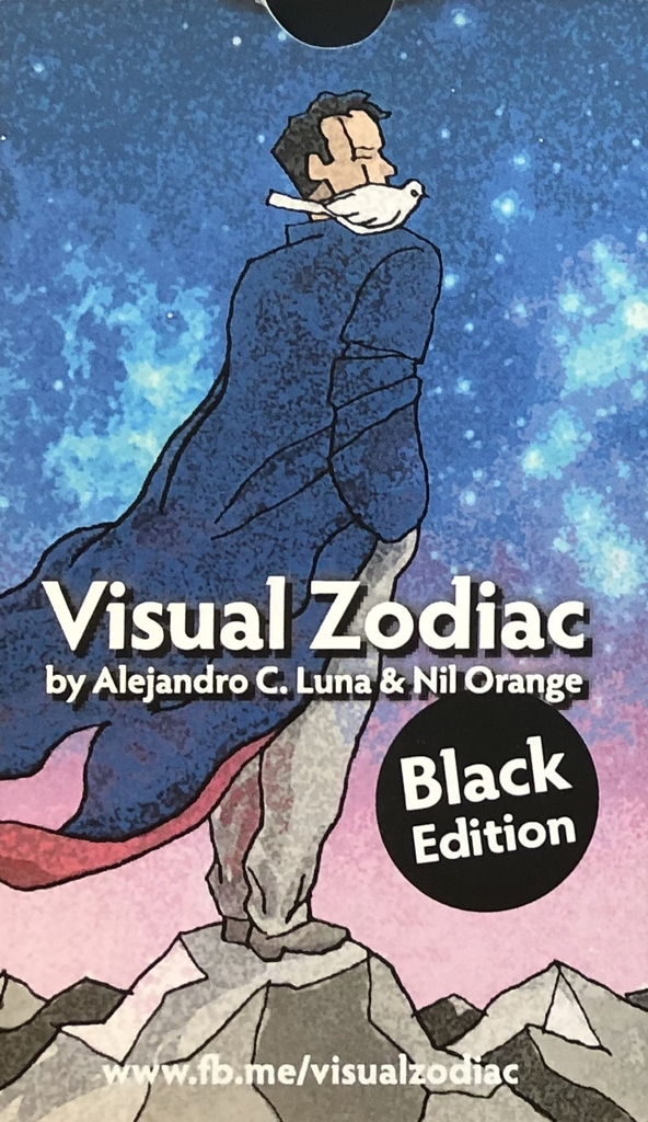 Visual Zodiac Black