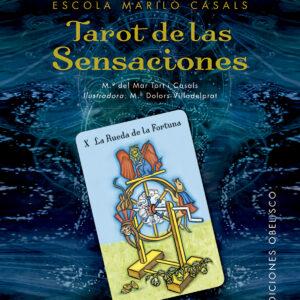 Tarot de las Sensaciones con libro explicativo